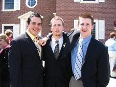 Ben, Daniel (2005 Graduation)